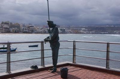 Der Fischer von Las Canteras
