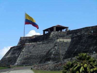 Cartagena/Kolumbien 6