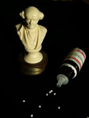 Homöopathie nach Hahnemann