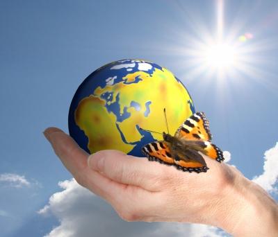 Glueck der Erde