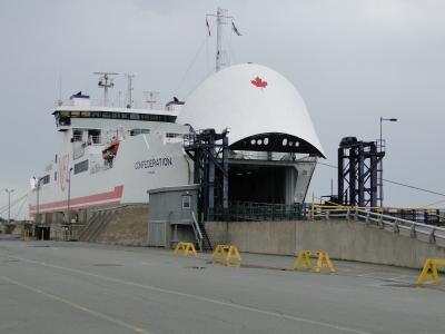 Fährschiff Confederation
