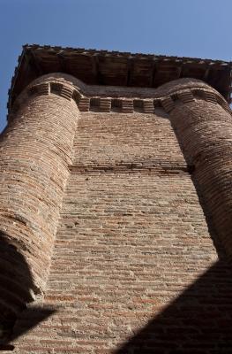 Wehrturm der Katharer