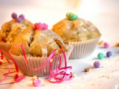 Muffins . . .