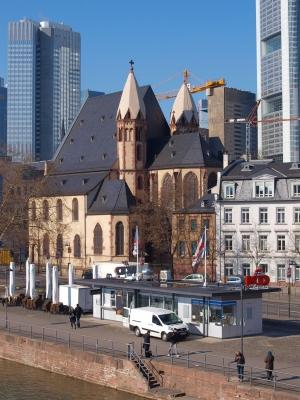 Frankfurt am Main, Leonhardskirche