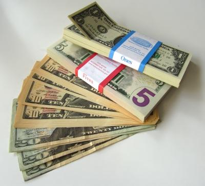 US-Dollar für die Reise 3