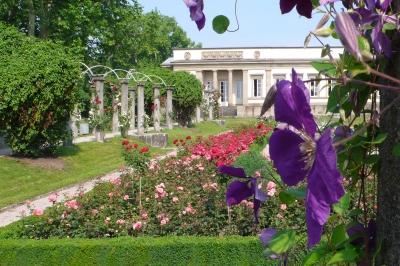 Stuttgart - Rosensteinpark und Schloss