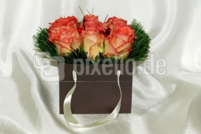 Rosen elegant