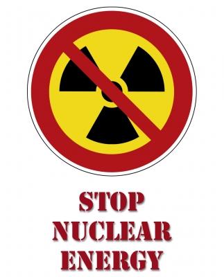 Stop Nuclear Energy!