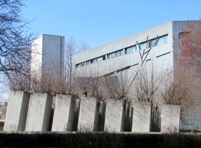 Berlin-Kreuzberg, Jüdisches Museum (Neubau)