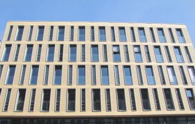 Moderne Fassade kostenloses foto moderne fassade in kreuzberg pixelio de