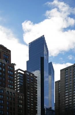 Manhattan - hoch hinaus