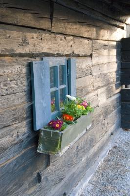 Hüttenfensterl