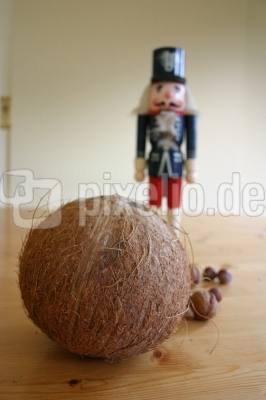 Wer hat die Kokosnuss geknackt?
