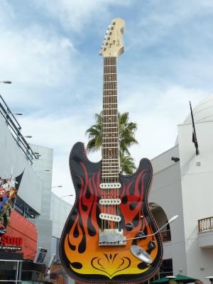 Riesengitarre