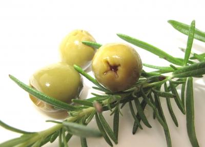 Oliven sind gesund