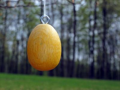 Ostern im Wald