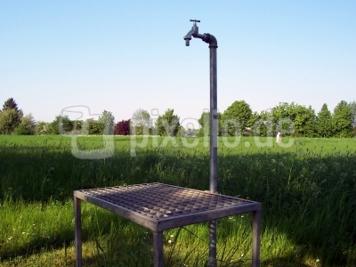 Wasserstelle