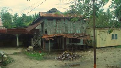 Behausung in Langkawi