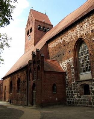 Kremmen, Stadtkirche St.Nikolai