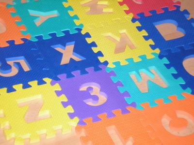 Gummipuzzle