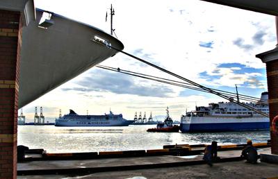 Hafen von George Town