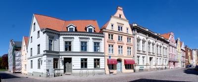 Mönchstraße/Mühlenstraße in Stralsund