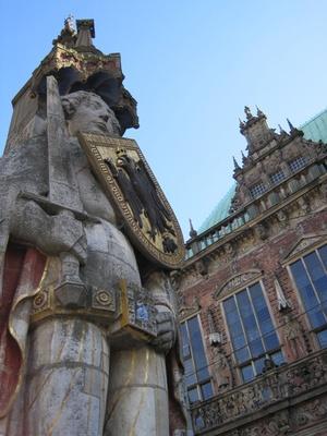 Roland und Rathaus