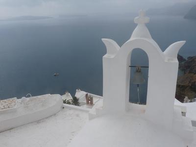 Kirchen von Santorini 2