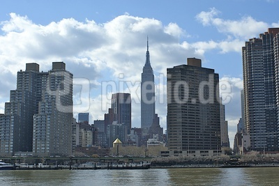 Empire State Building überragt alles!