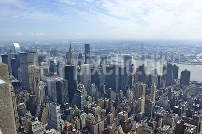 Aussicht Empire State Building 1