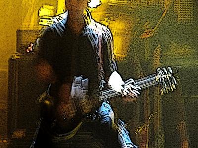 rockin Guitarman