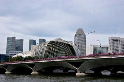Esplanade Park Singapur