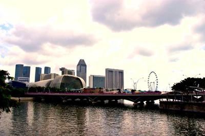 Bauboom in Singapur