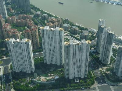 Häusermeer von Shanghai