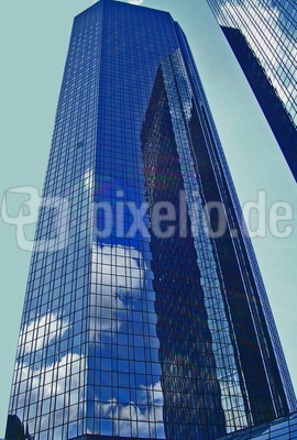 Der Deutsche Bank Tower