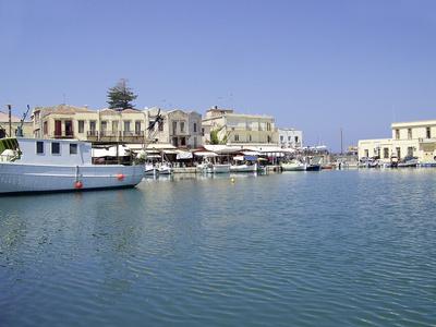 Chania Hafen