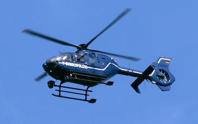 Bundespolizei Hubschrauber