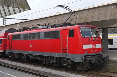 Unverwüstlich :  Die Baureihe 111
