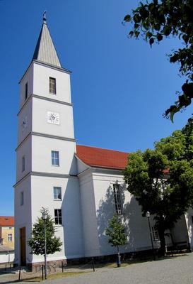Seelow, Stadtkirche St. Marien