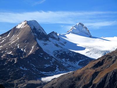 Gletschertour zum Blinnenhorn