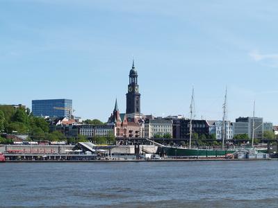 Hamburg-Panorama
