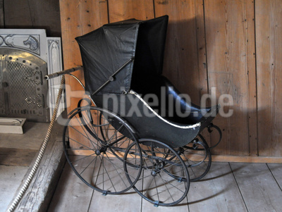 Urgrossmutters Kinderwagen