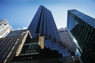 Manhattan - der Blick nach oben