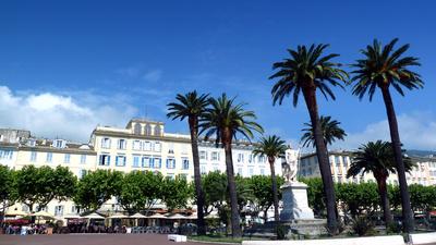 Bastia - Place Saint-Nicolas