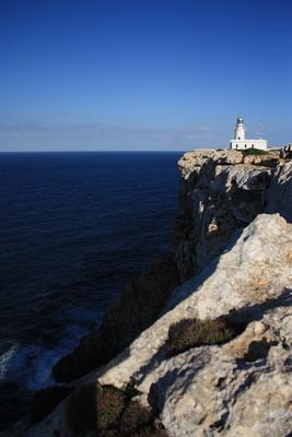 Leuchturm am Cap de Cavalleria