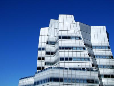 Fassadengestaltung in Chelsea, Manhattan