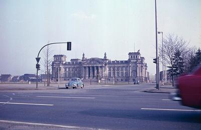 Reichstag 1971