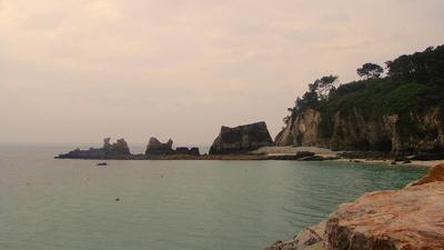 Küste von Morgat