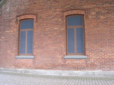 Blinde Fenster