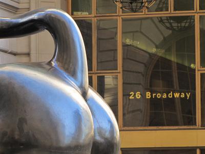 Börsen-Bulle am Broadway 2